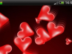 Hearts Live Wallpaper 2.5.0 Screenshot