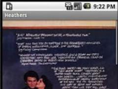 Heathers Movie Sound Board 1.2 Screenshot