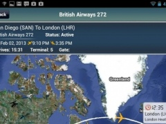 Heathrow Airport +Flight Track 8.0 Screenshot