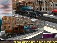 Heavy Duty Truck driver City Cargo Transporter 3D 1.0 Screenshot