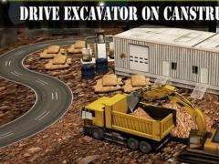 Heavy Excavator Crane Driver 3D Simulator 1.0 Screenshot