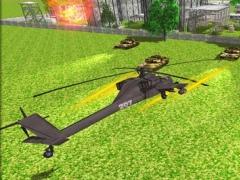 Helicopter Apache Air Battle 1.1 Screenshot