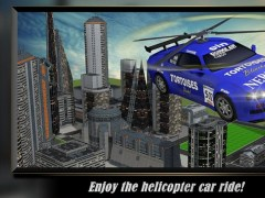 Helicopter Flying Car 1.0 Screenshot