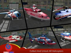 Helicopter Hill Rescue 2016 1.7 Screenshot