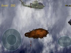Helicopter Shooter Game 4 Screenshot