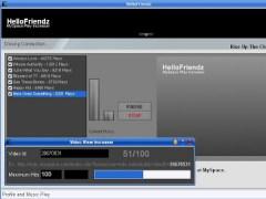 HelloFriendz - MySpace Plays Increaser 1 Screenshot