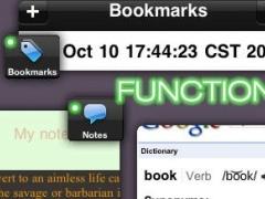 Henry B. Fuller Books 2.0 Screenshot