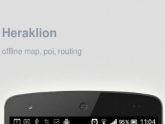Heraklion Map offline 1.19 Screenshot