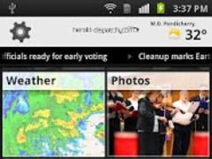 Herald Dispatch  Screenshot