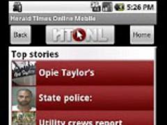 Herald Times Online 1.08 Screenshot