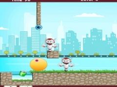 Hero Challenge - Swinging Robot Mania 1.0 Screenshot