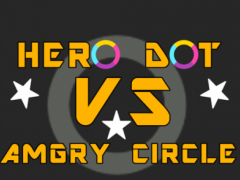 Hero Dot vs Angry Circle 1.0 Screenshot