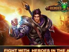 Heroes of Legend 1.8 Screenshot