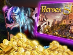 Heroes Slots 1.02 Screenshot