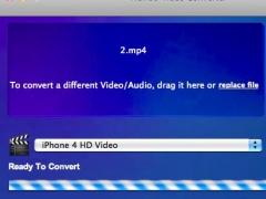 Hewbo Video Converter 2.00 Screenshot