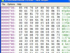 HexHelper 1.8.0 Screenshot