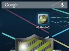 HG Mobile Client 1.1 Screenshot