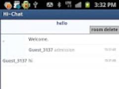 Hi~Chat 1.0 Screenshot