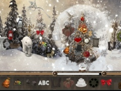 Review Screenshot - Tapping objects for Christmas