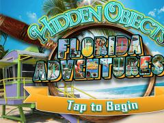 Hidden Object Florida Vacation 1.1 Screenshot