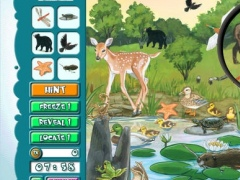 Hidden Object Game Jr FREE - Habitat Spy 2.0.10 Screenshot