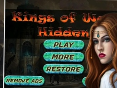 Hidden Object : Hidden Objects Kings of War 1.0 Screenshot