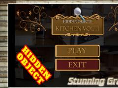 Hidden Object - Kitchen Game 2 1.1 Screenshot