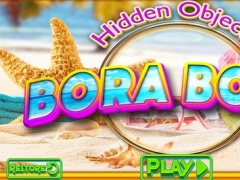 Hidden Objects Bora Bora Fantasy Island Vacation 1.0 Screenshot