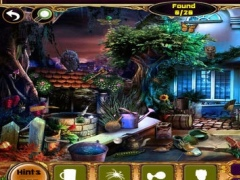Hidden Objects:Curse of the Northern Lights 1.0 Screenshot