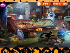 Hidden Objects:Halloween Dark Night 1.0 Screenshot