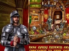 Hidden Objects: Medieval Gardening, Free Game 1.0 Screenshot