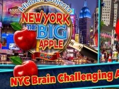 Hidden Objects New York City Adventure Time Puzzle 1.0 Screenshot