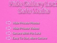 Hide Gallery Lock - Safe Media 1.0 Screenshot