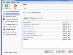 Hidetools Spy Monitor 7.2.1 Screenshot