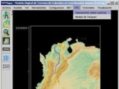 HidroSIG 3.1.1 Screenshot
