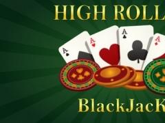 High Roller BlackJack 1.0.1 Screenshot