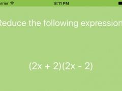 High School Math Quiz 1.1 Screenshot