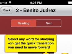 High School Spanish - Best Dictionary App for Learning Spanish & Studying Vocabulary 3.16 Screenshot