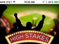 High Stakes Baseball- Baseball Trivia with a Gambling Twist 2.4.2 Screenshot
