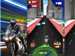 Highway Stunt Bike Racing 3D 1.1 Screenshot