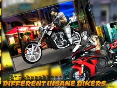 Highway Stunt Racer Bike 1.0 Screenshot