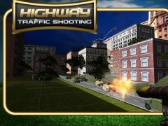 Highway Traffic Shooting 1.1 Screenshot