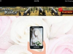 Hijab Wedding Bridal Dress Photo Montage FREE 1.0 Screenshot