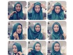 HijabTutorialIdea 1.0 Screenshot