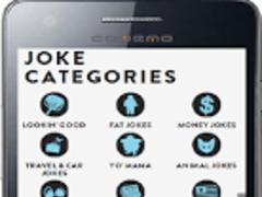 Hilarious Jokes - ROFL App 1.1 Screenshot