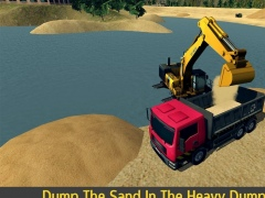 Hill Climb Excavator & Truck 1.3 Screenshot