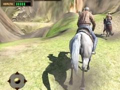 Hill Climb Wild Horse Racing 1.0.1 Screenshot