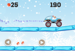 HILL RACING CLIMB ICE 1.0 Screenshot