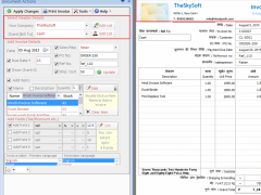 Hindi Invoice Software Free Download - Free invoice generator software download for service business