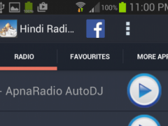 Hindi Radio News 1.0 Screenshot